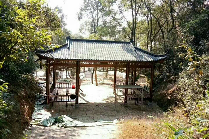 九江景观门楼