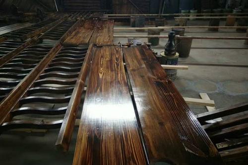 防腐木材料